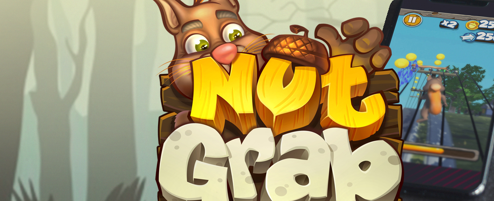 Nut Grab IOS Android Game